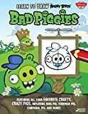 Learn to Draw Angry Birds: Bad Piggies: Featuring all your favorite crafty, crazy pigs, including King Pig, Foreman Pig, Corporal Pig, and more! (Licensed Learn to Draw)