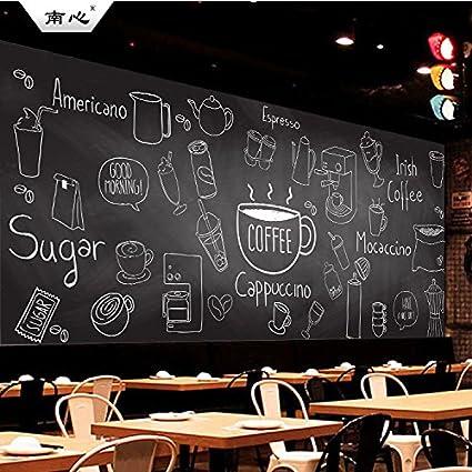 Poowef 3D Wallpaper Wallpaper Retro Personalidad Continental ...