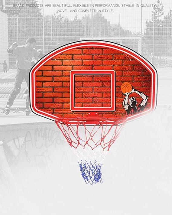 CXK-Basketball Mini Tablero De Baloncesto para Niños Juguetes para ...