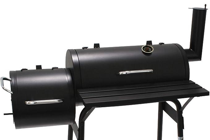 Tepro Toronto Holzkohlegrill Smoken : Holzkohlegrill das sind die besten für ihren grillgenuss