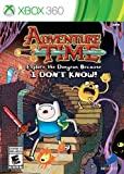 Adventure Time: Explore the Dungeon Because I DON'T KNOW! X360 by D3 Publisher