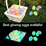 Light of Jesus [Glow in The Dark Easter Eggs] (12) - Give Your Kids an...