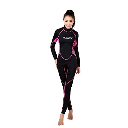 fc7781fd3f Amazon.com  2.5 mm Neoprene Wetsuit for Women