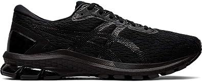 ASICS GT-1000 9 Zapatillas de correr para hombre, Negro (Negro/Negro), 44.5 EU: Amazon.es: Zapatos y complementos