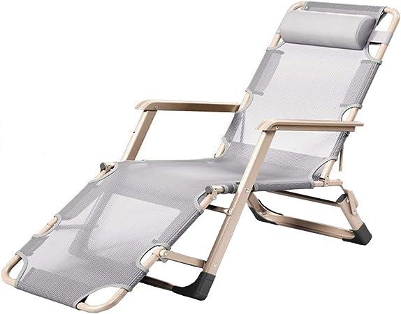 LIYIN Barstool Chaise Longue inclinable de Jardin relaxante