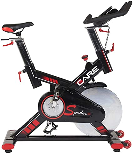 Care fitness - Electronic SPIDER - Spin bike - Bicicleta estática ...