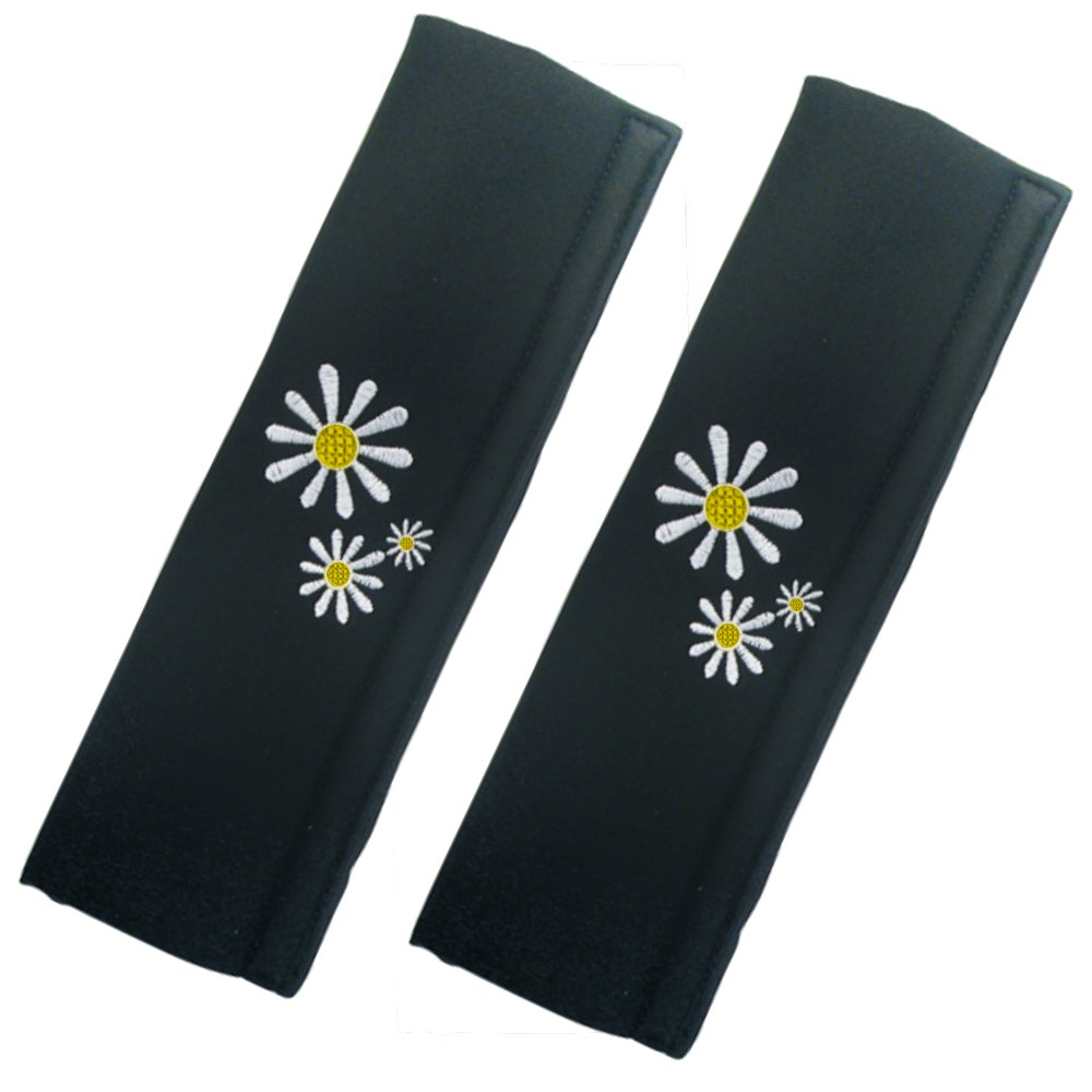 XtremeAuto® Car Seat Belt Shoulder Comfort Harness Pads (GREEN)