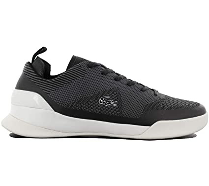 2adb2d98e094 Amazon.com  Lacoste Men s Lt Dual Elite 317 1 SPM Trainers