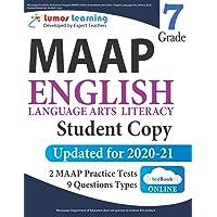 Mississippi Academic Assessment Program (MAAP) Online Assessments and Grade 7 English Language Arts Literacy (ELA…
