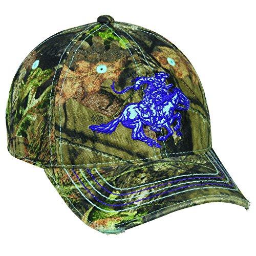 Mossy Oak Women's Camo and Color Cap