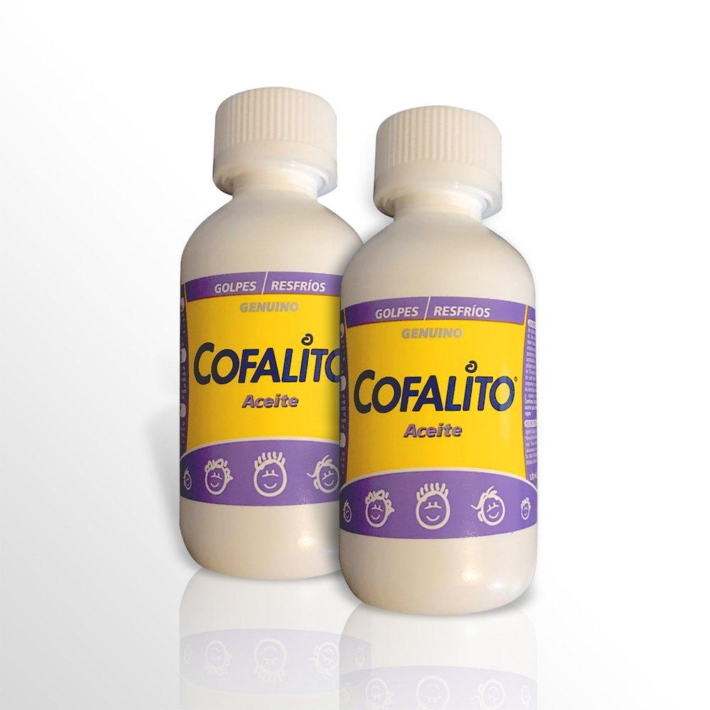 Cofal Cofalito Oil - 4 Oz - 2 Pack by Cofal
