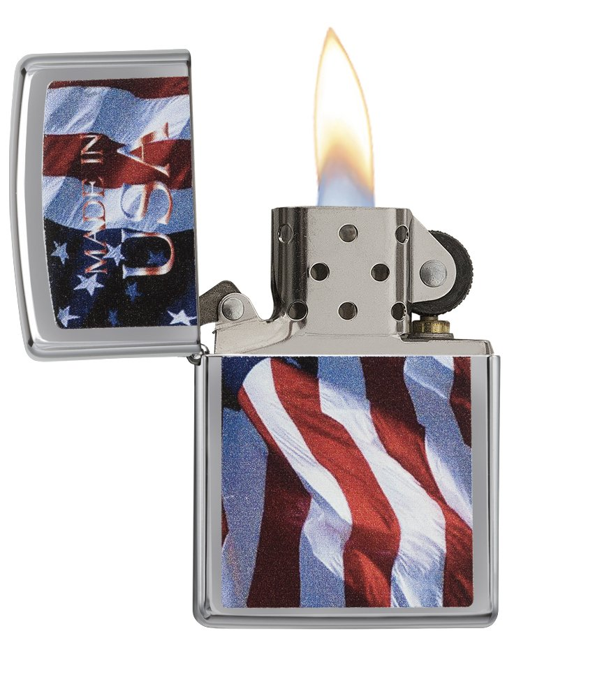 zippo american flag lighters by Zippo (Image #3)