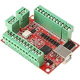 Dovewill  mach3適用 4軸 USB CNCコントローラカード