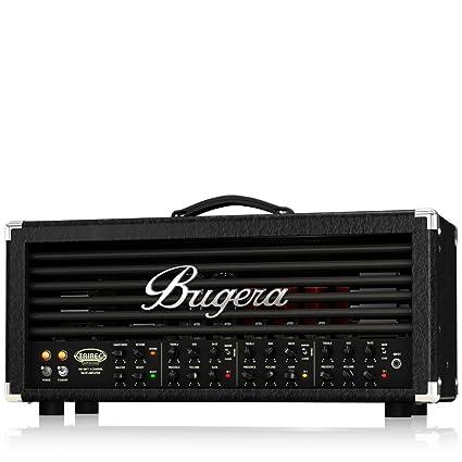 Bugera - Trirec-infiniu amplificador guitarra valvulas 100 w