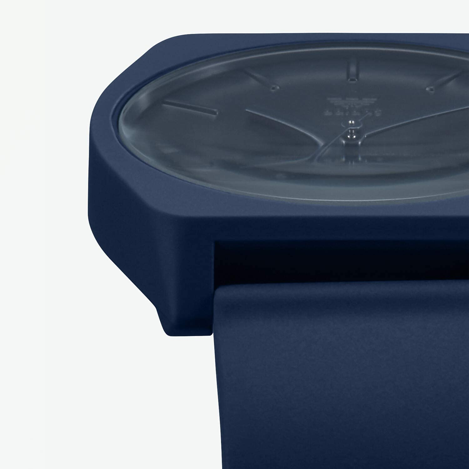 adidas Watches Process_SP1. Silicone Strap, 20mm Width (38 mm). All Collegiate Navy