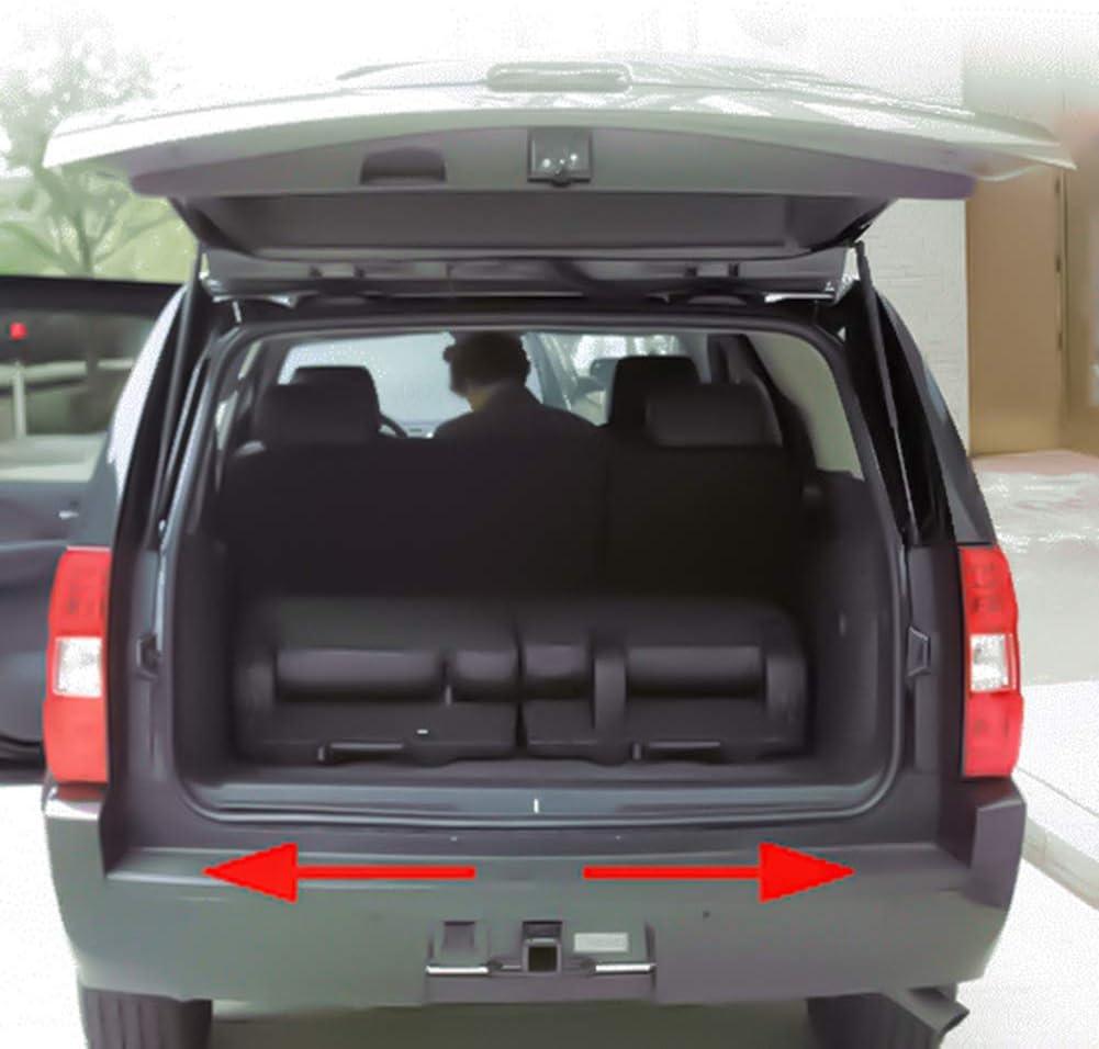 Starlit 90//140cm Car Trunk Crash Proof Rubber Bumper Strip Rear Guard Bumper Protector Trim Cover Car Door Guard Sealing Strips 104cm