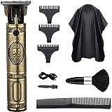 Andoer Máquina de cortar cabelo elétrica Barbeiro Máquina de cortar cabelo para casa Conjunto de aparador de cabelo para salã