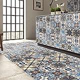 European 3D Stereoscopic Anti-Tile Tiling Tiles Sticker Peel Backsplash, Kitchen, Bathroom, DIY Wall Tiles Ceiling Tile Brick Sticker (01)