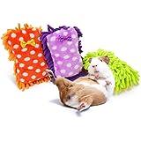 JanYoo Rabbit Guinea Pig Pillow Accessories Sleep Mat Pad Toy Cushion (3 Pcs)