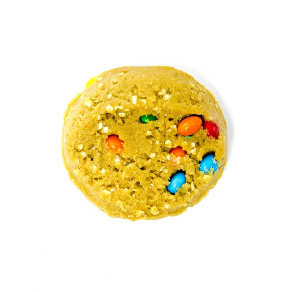 Best Maid Smart Grains with Oats Rainbow Cookie Dough, 1.5 Ounce -- 200 per case.