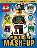 Ultimate Sticker Collection: LEGO Minifigure: Mash-up! (Ultimate Sticker Collections)