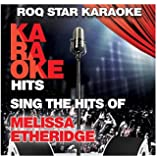 Karaoke - Melissa Etheridge