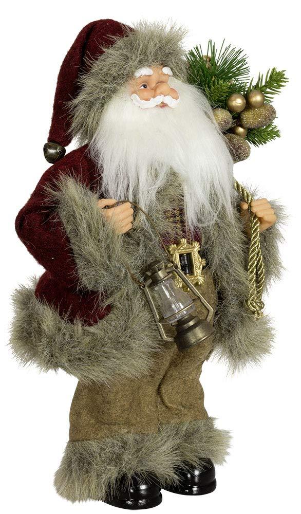 KoTaRu Deko-Weihnachtsmann BOBBY Santa Santa Santa Clause Nikolaus Figur 80 cm B07K5H2KFC Weihnachten ad2401