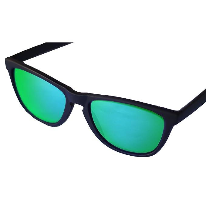 Gafas de Sol Efecto Espejo Unisex Mujer Hombre Modelo ...