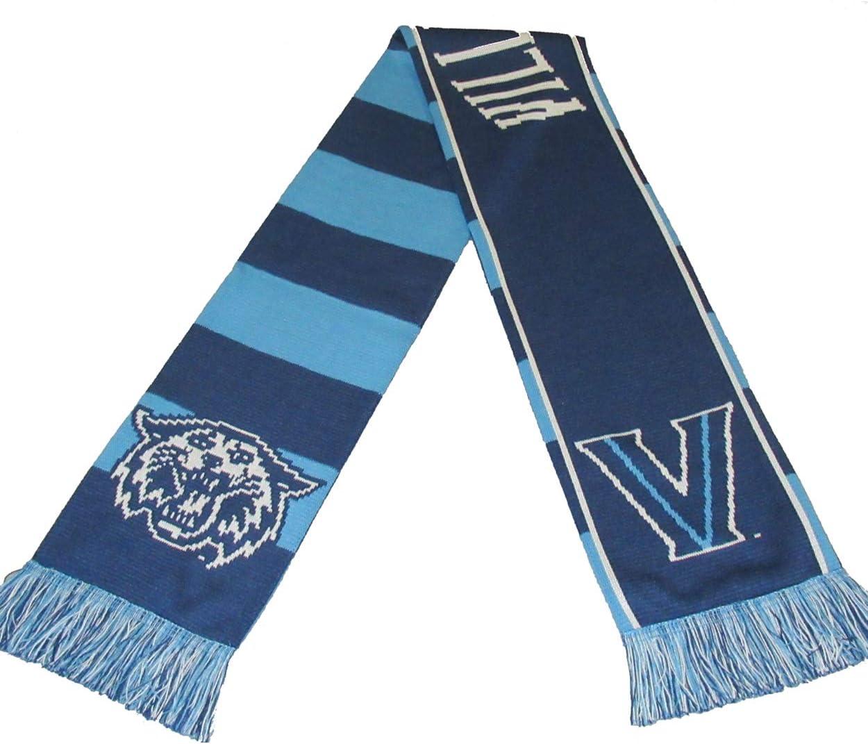 Villanova University Wildcats Knitted Scarf