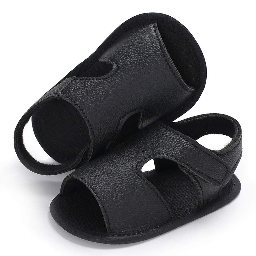 HOSOME Baby Crib Sandals Shoes Toddler Sneakers Casual Shoes 02