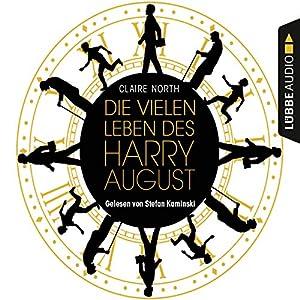 Die vielen Leben des Harry August | Livre audio