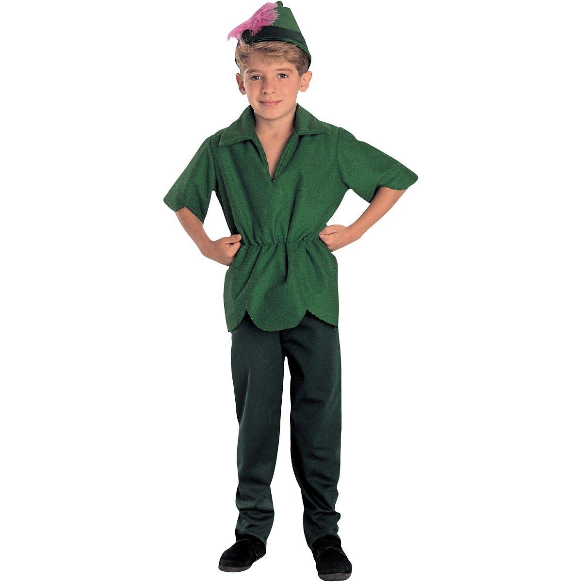 f0bec3c7 Amazon.com: Peter Pan Costume - Small: Toys & Games