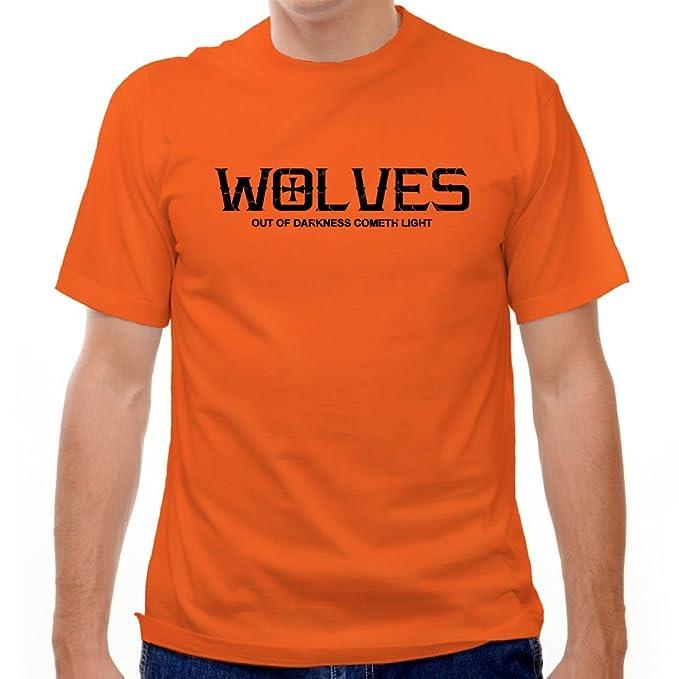 7984163c20b Wolverhampton Wolves Soccer T-Shirt, Orange, Small