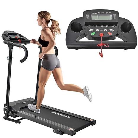 Merax eléctrico Plegable Cinta de Correr Fitness Dispositivo ...
