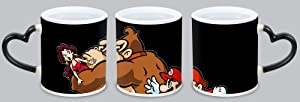 Christmas Gifts Customized Personalized Donkey Kong Mug Office Home Cup