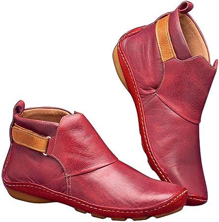 bottines femmes cuir confort