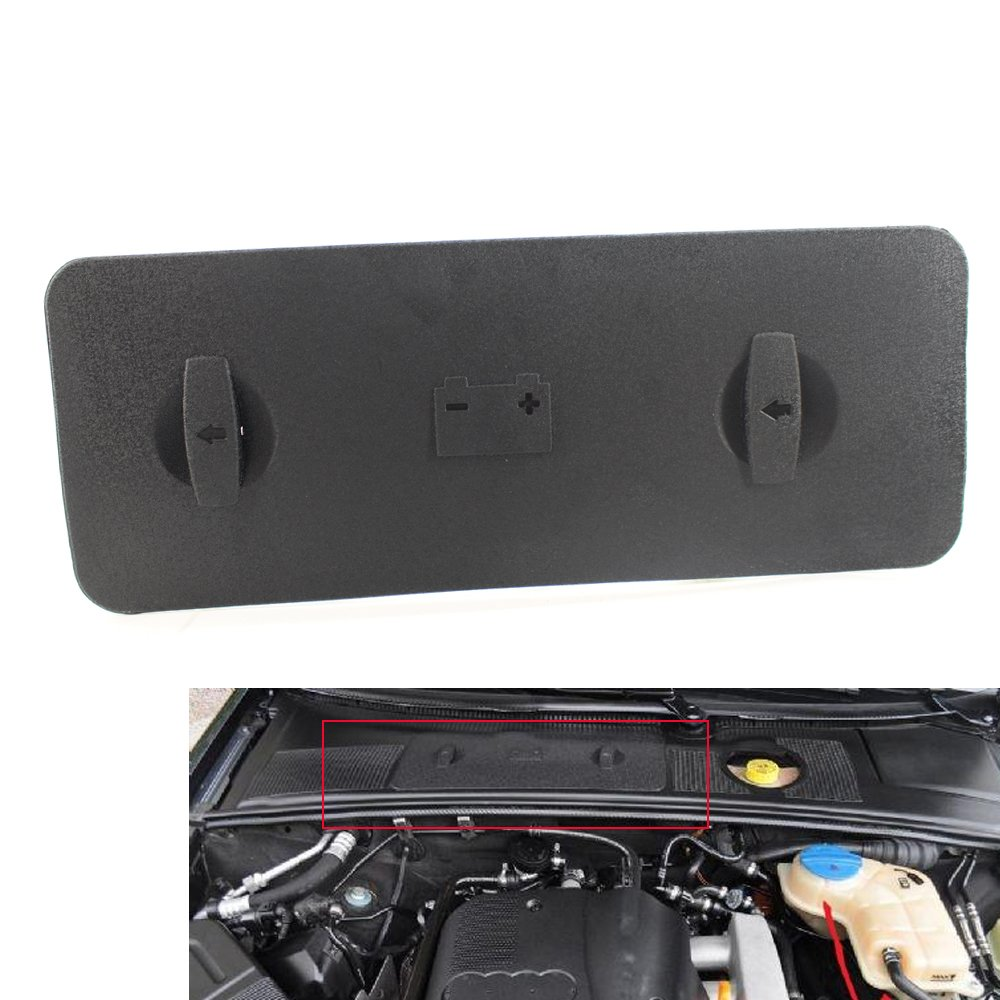 Audi Battery Cover Battery Tray Cover For Audi A4 B6 B7 2002-2008 Keyfobworld