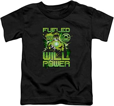 Toddler Green Lantern Fueled Baby T-Shirt Size 2T