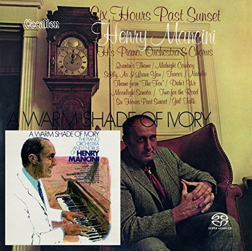 Price comparison product image Henry Mancini - Six Hours Past Sunset & A Warm Shade of Ivory