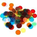 ビンゴゲーム用 チップ 直径3cm PROカウントビンゴチップス 6色 約120枚