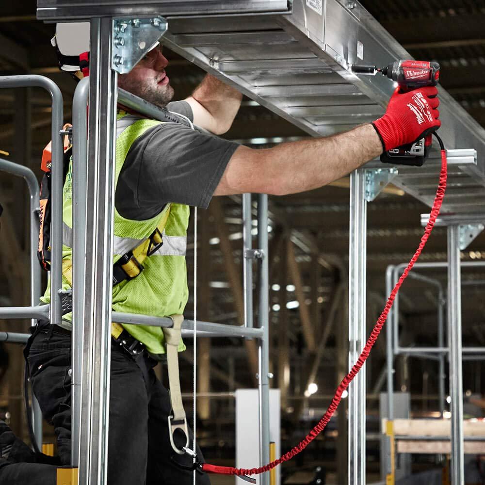 Milwaukee 48-22-8811 10lb Extended Reach Locking Tool Lanyard