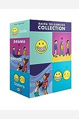 The Raina Telgemeier Collection (A Box Set) Paperback