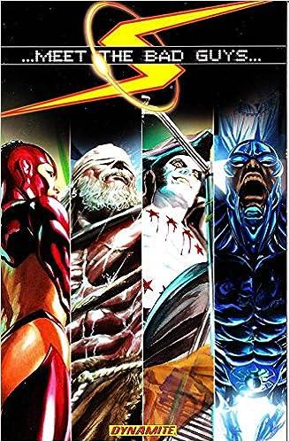 Project Superpowers: Meet The Bad Guys: Alex Ross, Joe Casey
