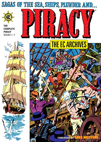 Pdf Graphic Novels The EC Archives: Piracy
