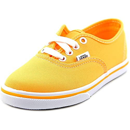 vans Authentic  naranja