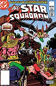 All-Star Squadron (1981-) #6