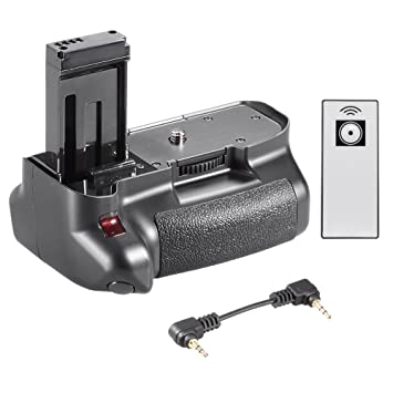 Neewer® Vertical mando de Control remoto inalámbrico empuñadura ...
