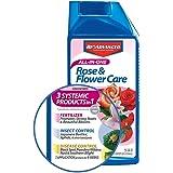 BioAdvanced 701260B 32Oz All in 1 Rose Care, 32-Ounce