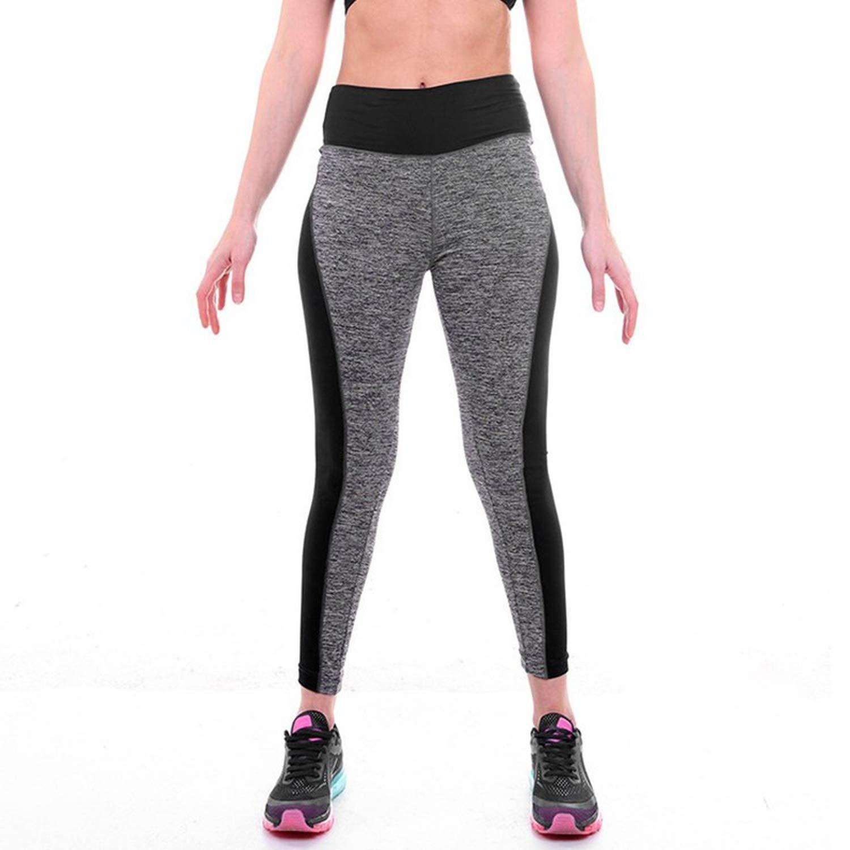 Amazon.com: Charm temptation Women Sport Leggings High Waist ...