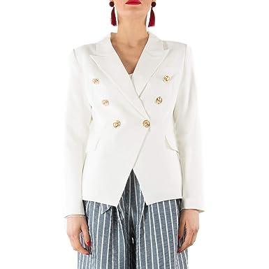 giacca bianca dsonna nuova collezione